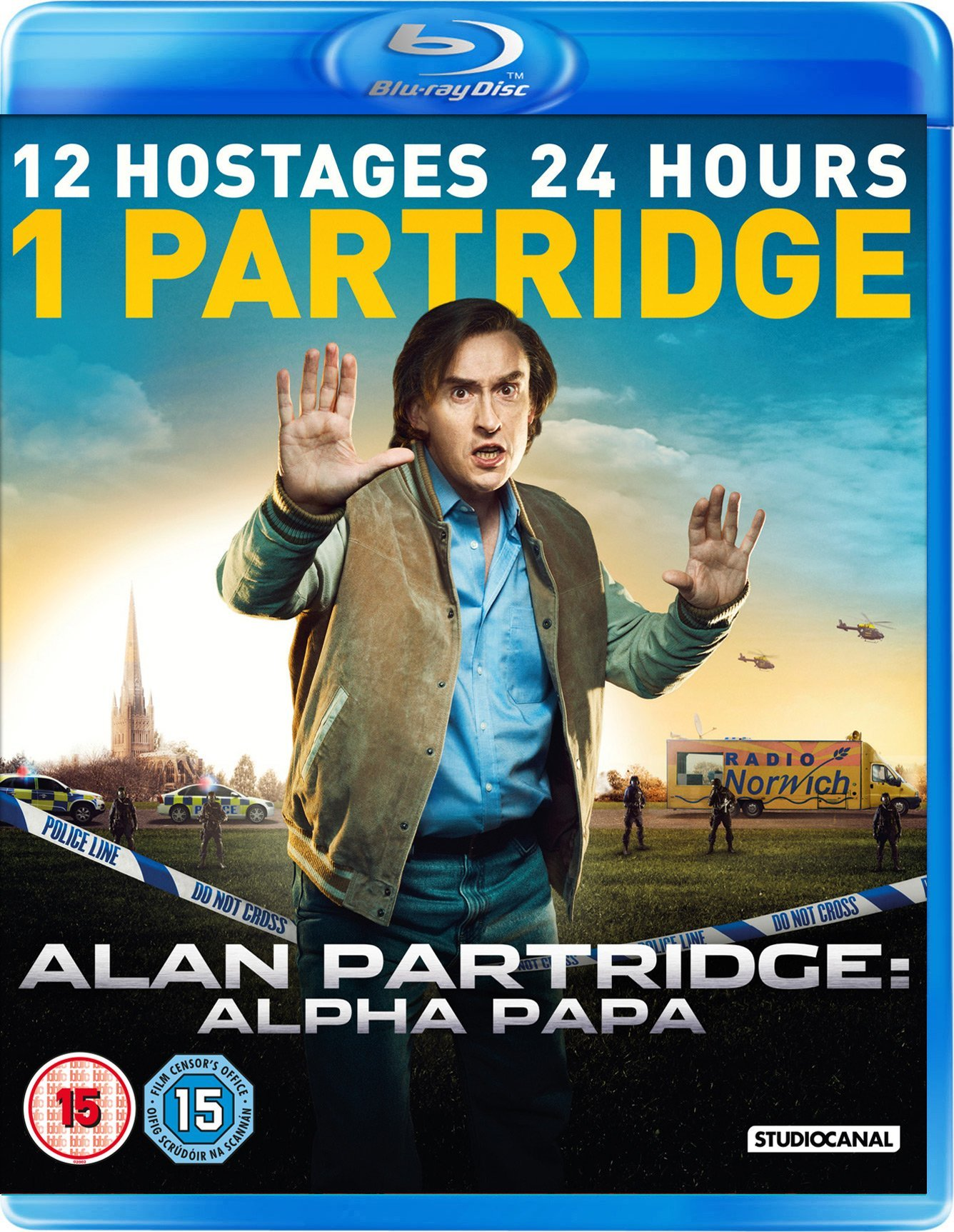 Download Alan Partridge Alpha Papa (2013) BluRay 720p 600MB