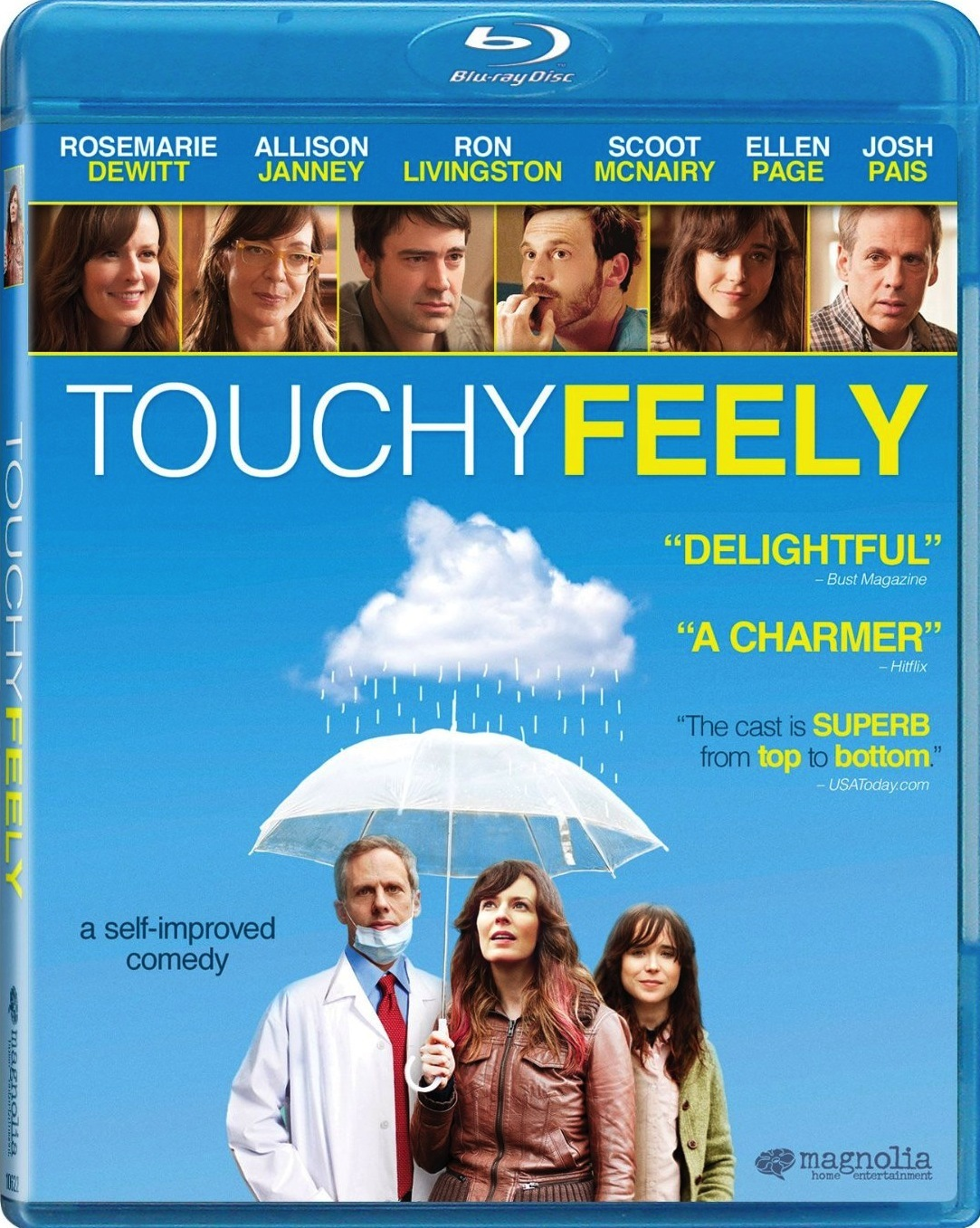 Download Touchy Feely (2013) BluRay 720p 650MB