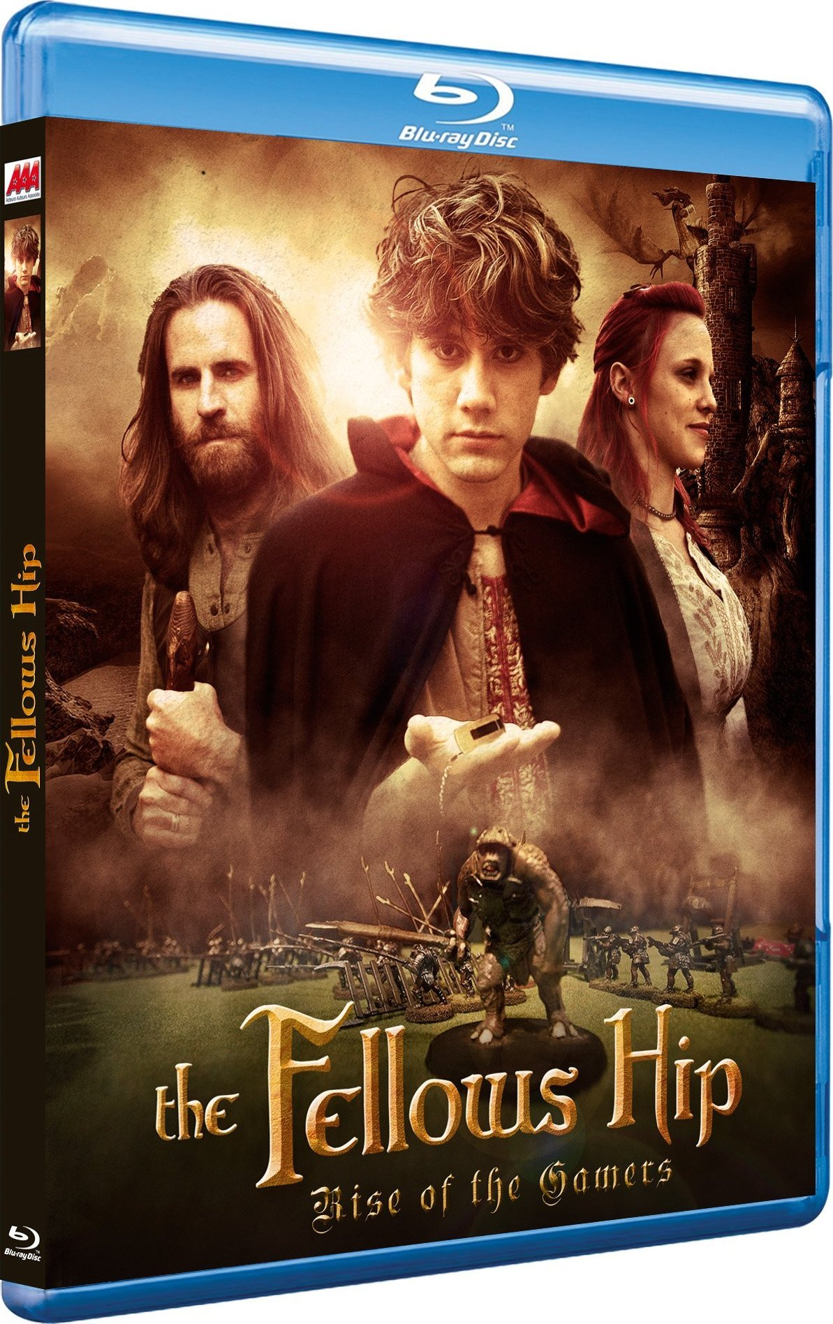 Download Rise of the Fellowship 2013 720p BluRay 650MB