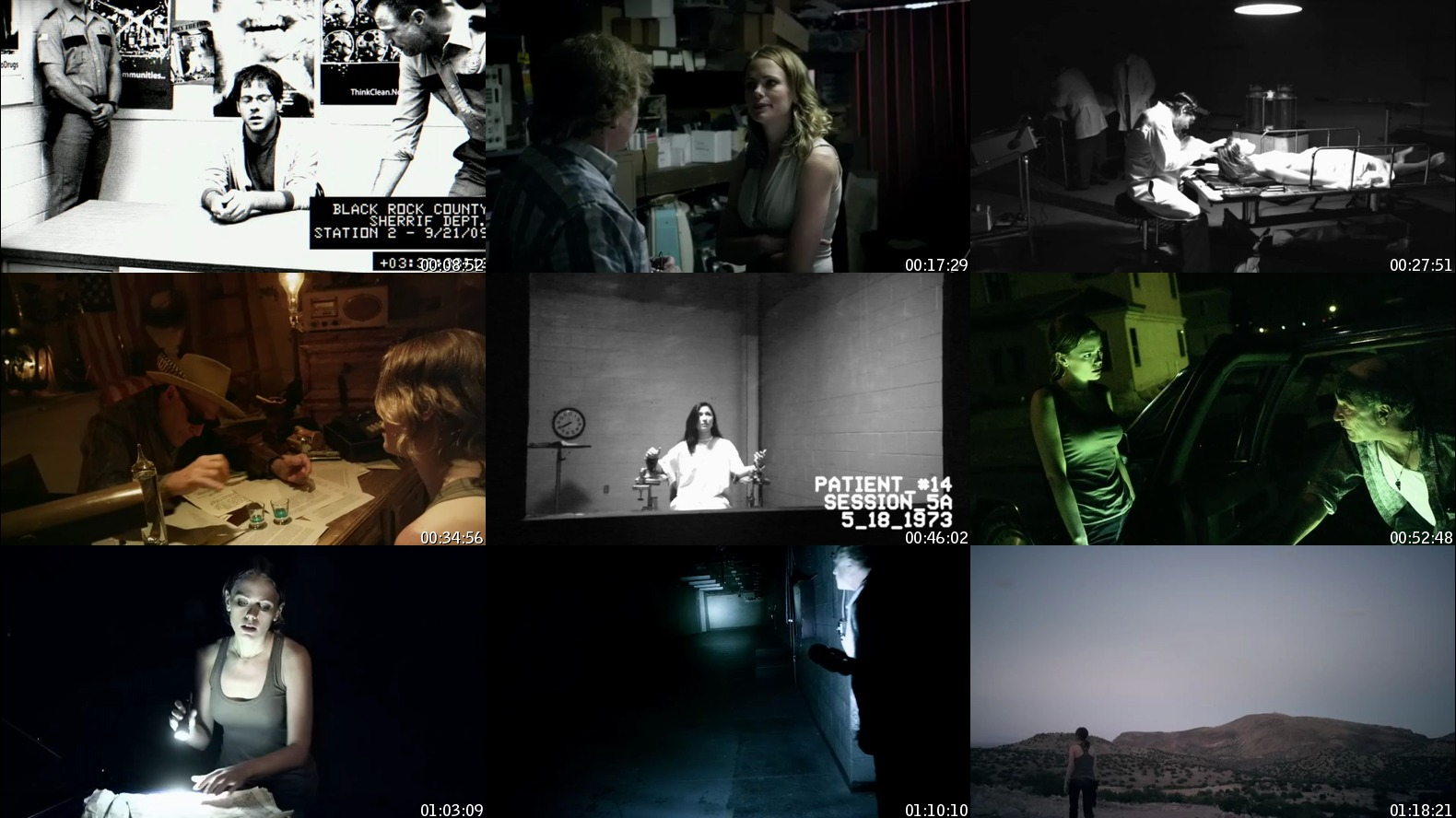 Download The Banshee Chapter (2013) HDRIP X264 400 MB
