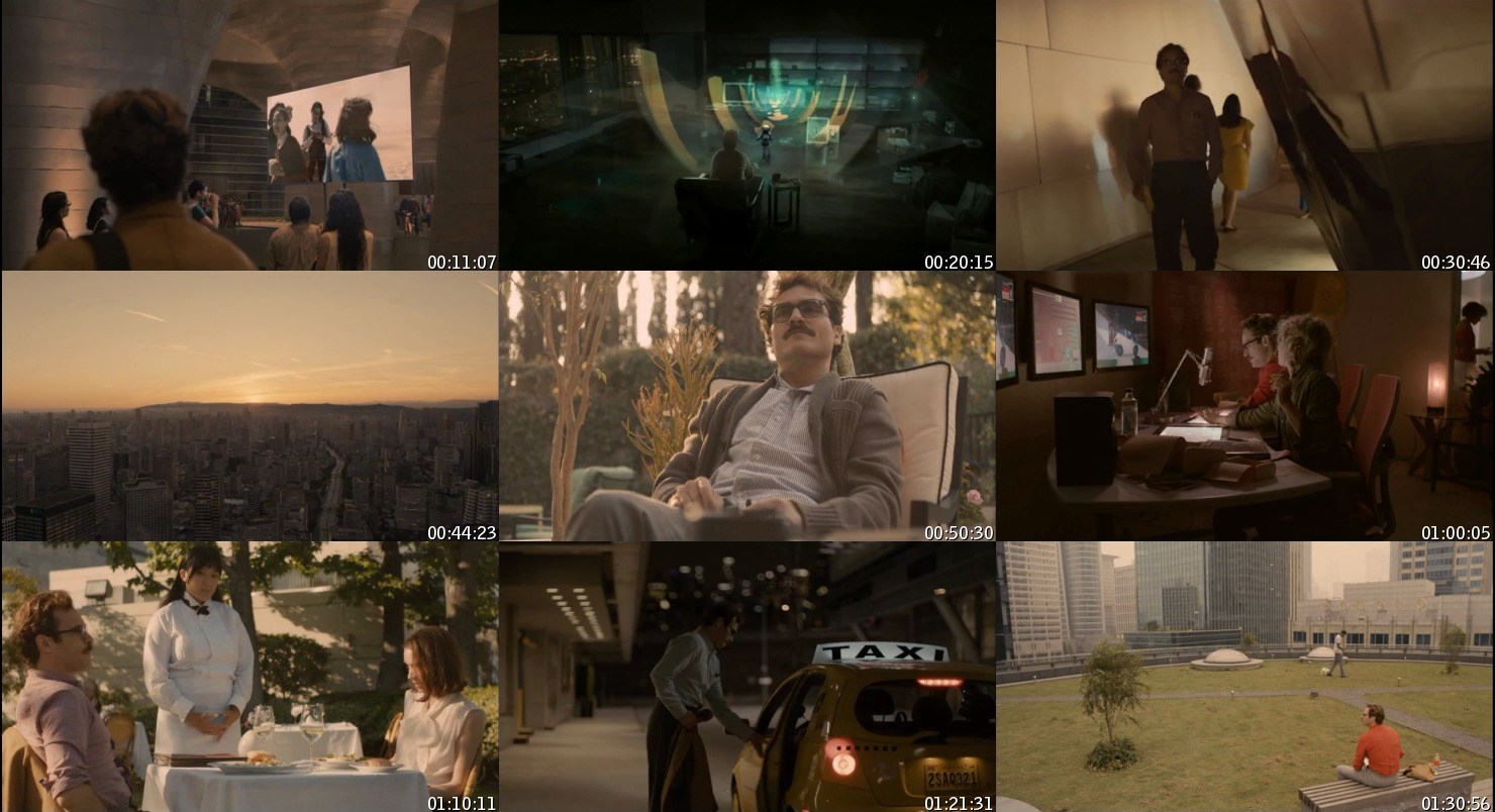 Download Her (2013) DVDSCR x264-600MB