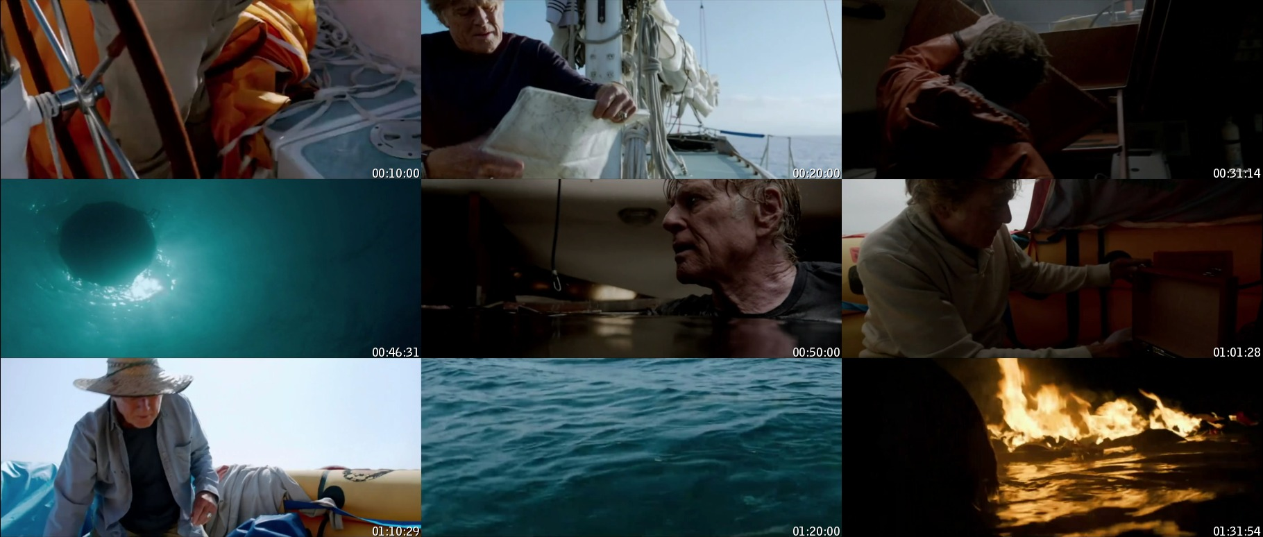Download All Is Lost (2013) HQ 720p HDTV 700MB
