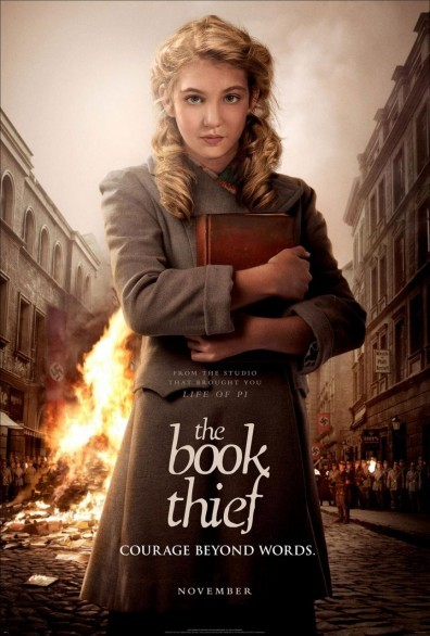 Download The Book Thief 2013 DVDSCR AAC 750MB