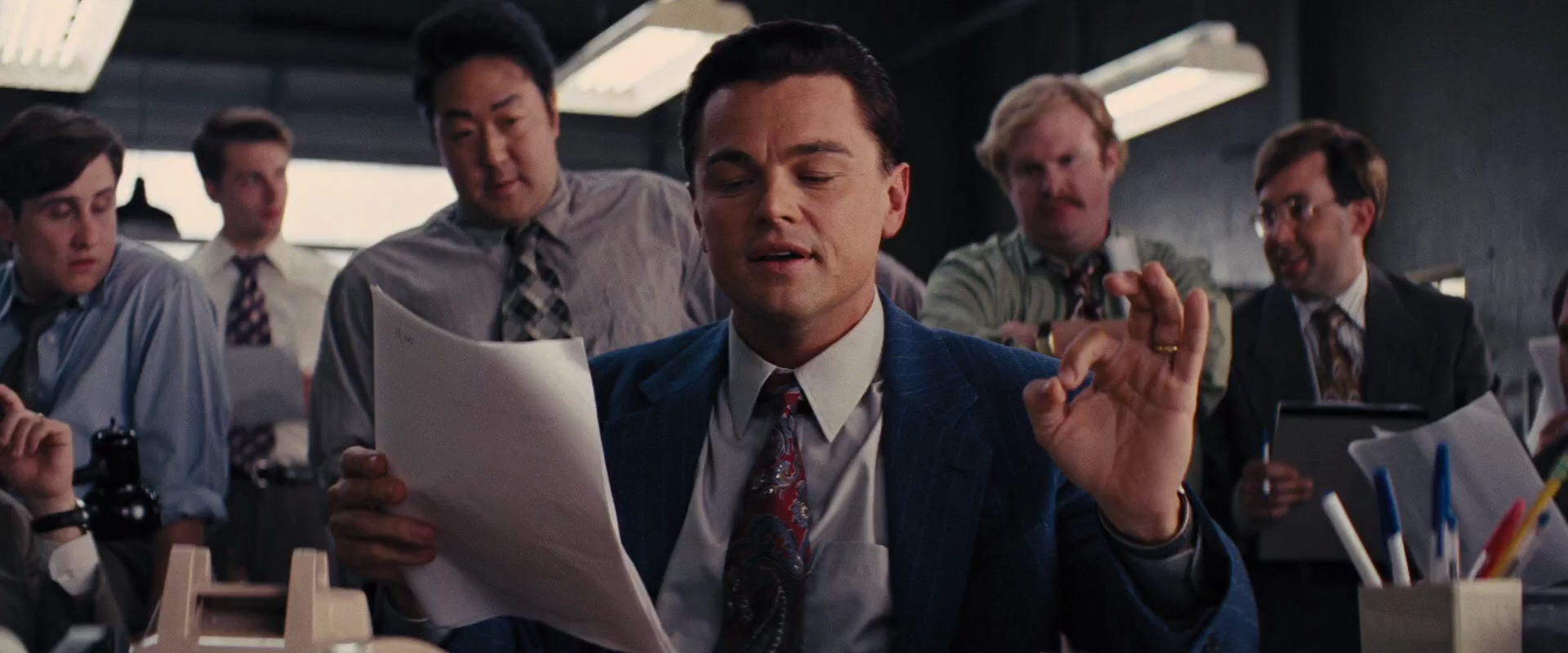 Download The Wolf of Wall Street (2013)1080p BluRay 2.20GB