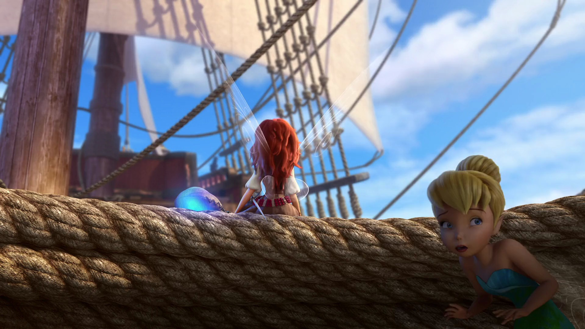 Download Tinker Bell And The Pirate Fairy 2014 1080p BluRay YIFY 1.23GB