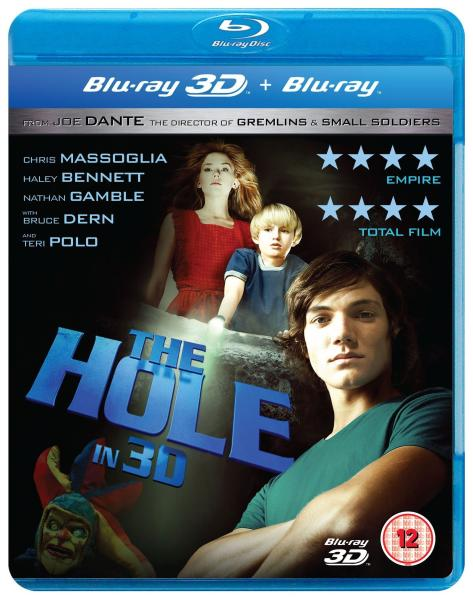 Mahzen - The Hole - Dual - 3D Film indir