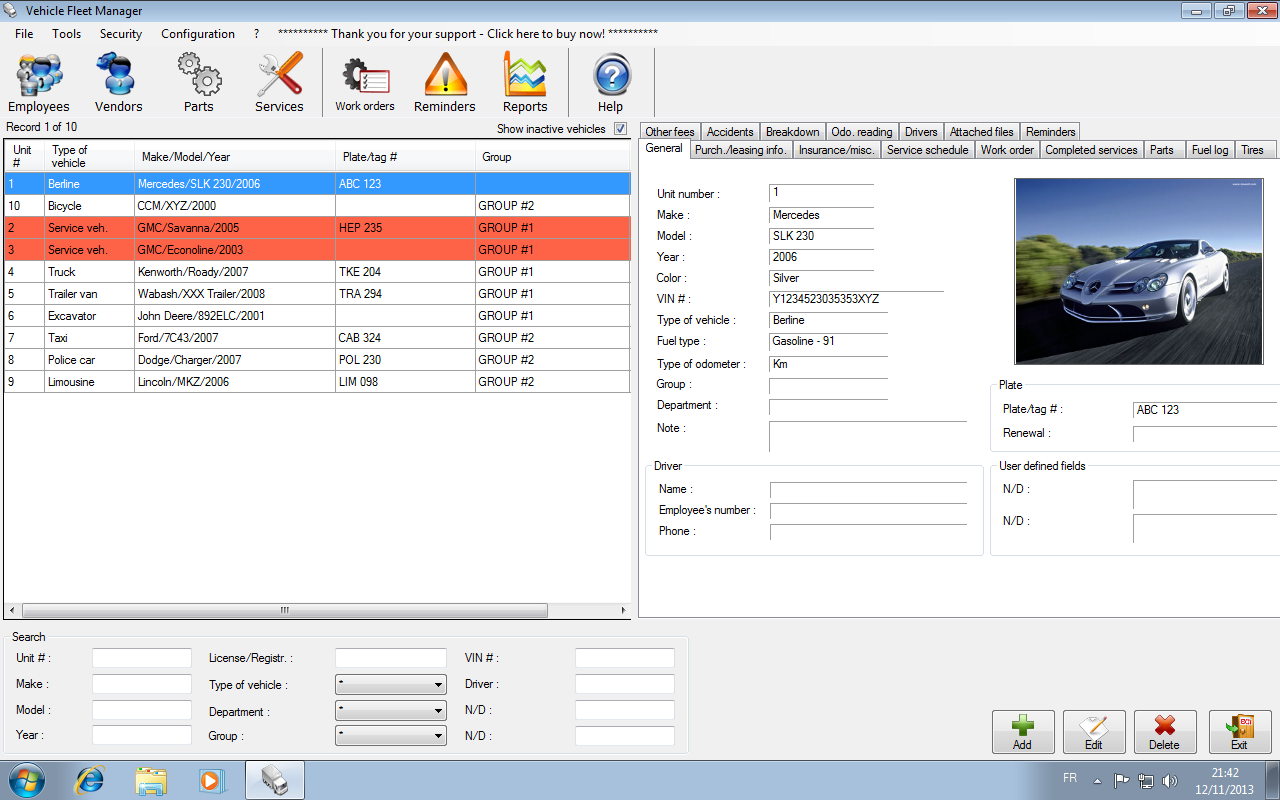Vehicle Fleet Manager 3.0.367.13069